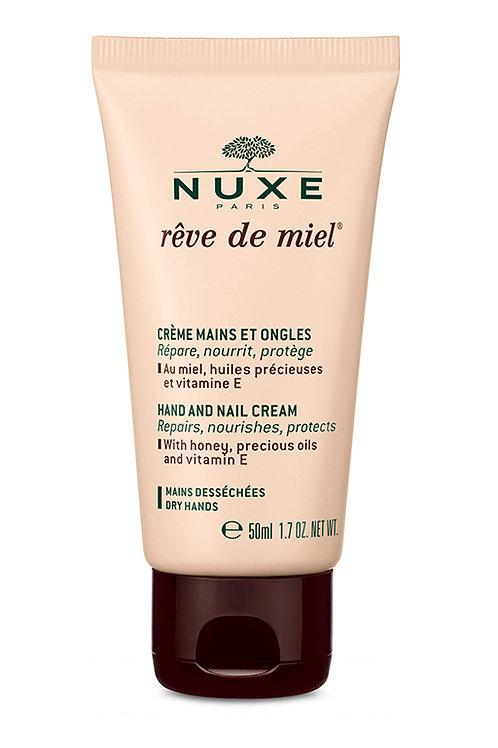 Nuxe Reve de Miel hand and nail cream 50 ml