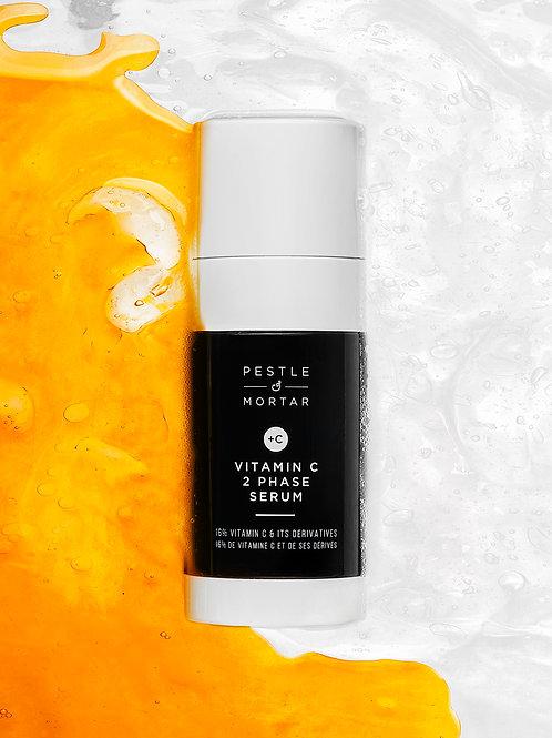 Pestle and Mortar Vitamin C 2 phase serum 40ml