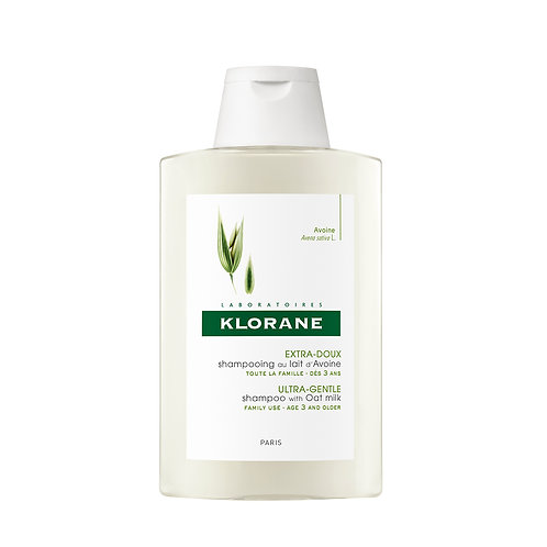 Klorane Oat milk shampoo 400 ml