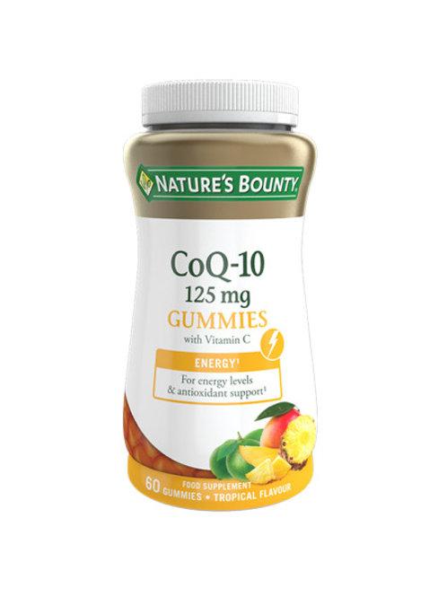 Natures Bounty CoQ10 60 gummies