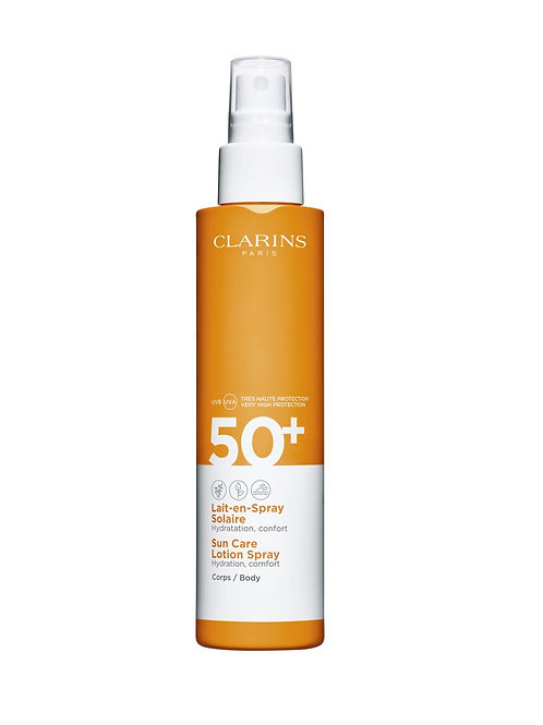 Clarins Sun care body lotion in spray 150 ml