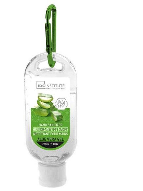Hand sanitizer  with aloe vera 29ml clip