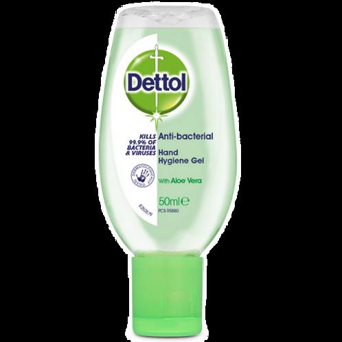 Dettol Hand sanitizer with aloe vera 50ml