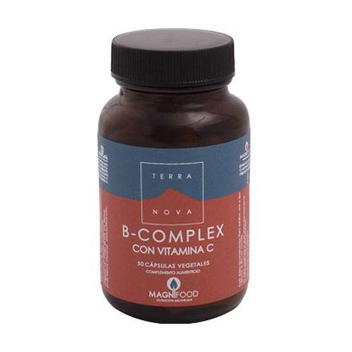 Terra Nova B-Complex with Vitamin C