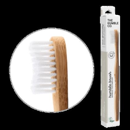 Humble Bamboo toothbrush ultra soft white