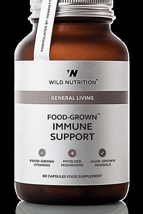 Wild Nutrition Immune Support 60 caps