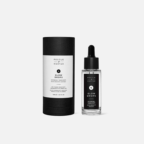 Pestle and Mortar Glow drops 30ml