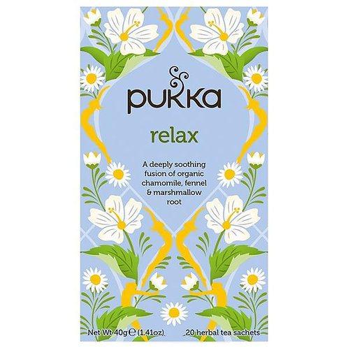 Pukka Relax 20 teabags