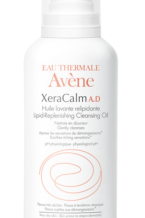 Avene Xeracalm cleansing oil 400 ml