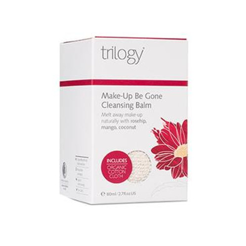 Trilogy Make up Be Gone cleansing balm 80 ml