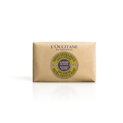 Loccitane Verbena Shea Butter Extra Gentle Soap 250g