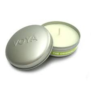 Voya The orginal scented travel candle