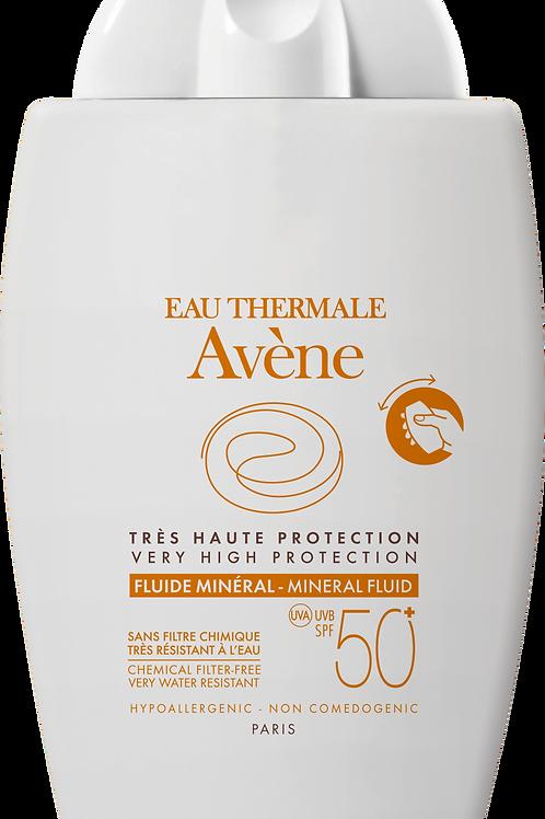Avene Mineral Fluid spf50+ 40 ml