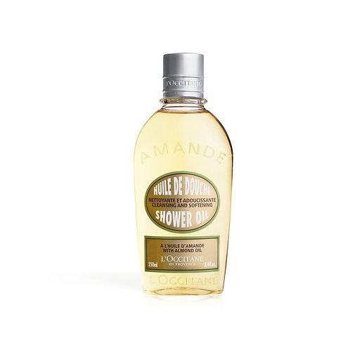 Loccitane Almond Shower Oil 250ml