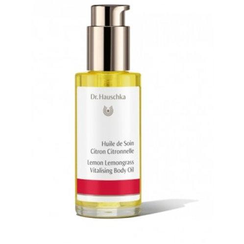 Dr Hauschka Lemon Lemongrass body oil 75 ml