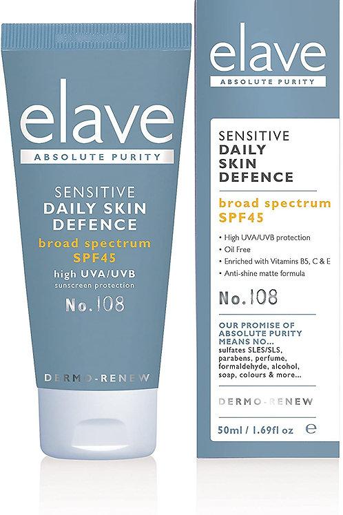 Elave Sensitive Skin Defence SPF 45