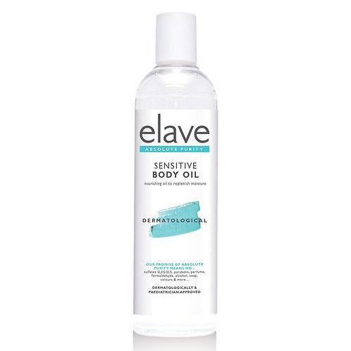 Elave Sensitive body oil 250 ml