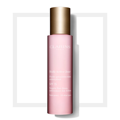 Clarins Multi Active Jour spf 15 day lotion 50 ml