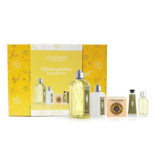 Loccitane Refreshing Verbena collection