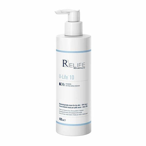 Relife U-Life Moisturising body cream 400 ml
