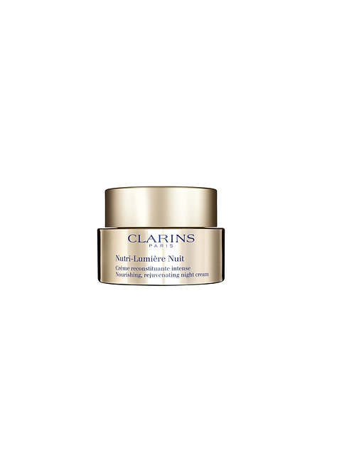 Clarins Nutri Lumienier Night cream 50 ml