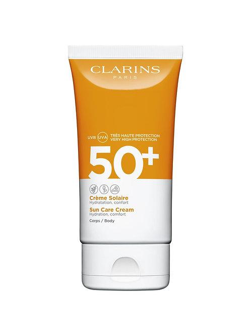Clarins Sun care spf 50+ face cream 50 ml