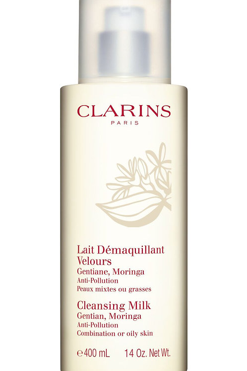 Clarins Cleansing Milk combination to oily skin 200mls