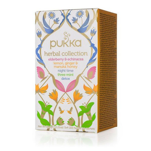 Pukka Herbal Collection 20 teabags
