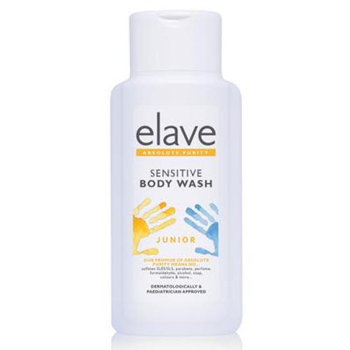 Elave Junior Sensitive body wash 250 ml