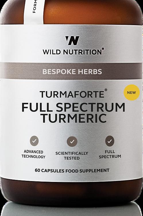 Wild Nutrition Turmeric 60 caps