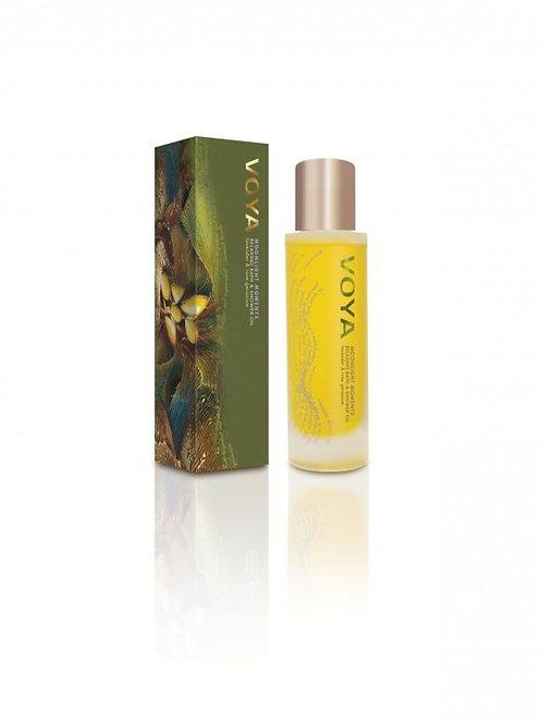 Voya Moonlight Moments relaxing bath & shower oil 50 ml