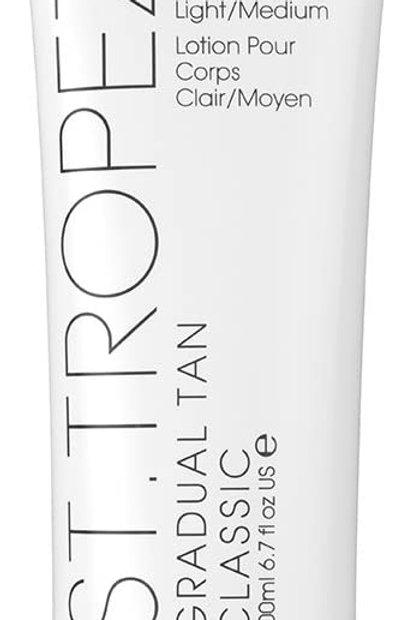 St Tropez Gradual Everyday Body Tan, Light/Medium 200 ml