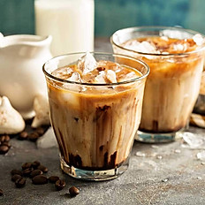 Frappe with Baileys