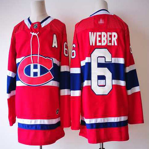 Youth Shea Weber Red, White, Classic