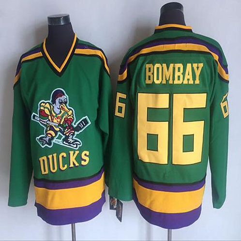 Men Gordon Bombay Throwback Green