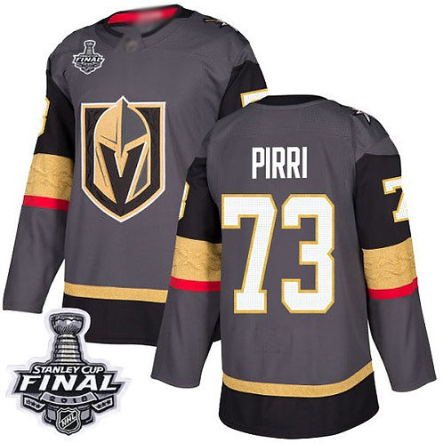 Men Brandon Pirri Authentic Stanley Cup Final Fights Home, Away