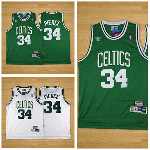 Men Paul Pierce Throwback Green, White