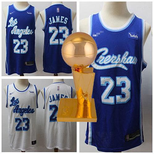 Men LeBron James Classic Edition Blue, White