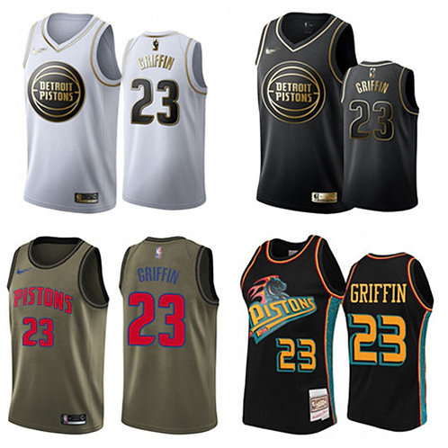 Men Blake Griffin Classic Edition Black, Black Golden, White Golden, Olive