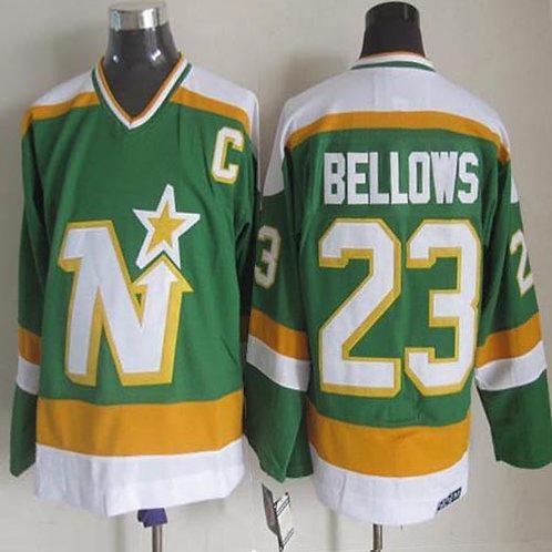 Men Brian Bellows Throwback Green