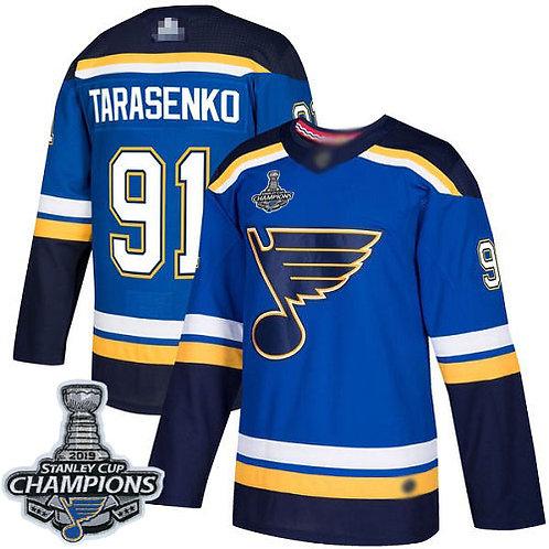 Youth Vladimir Tarasenko Stanley Cup Champions Home, Road, Alternate