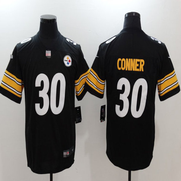 online store 1b2d3 268e9 Youth James Conner Vapor Limited Black, White, Rush, Inverted | YUKIJERSEY
