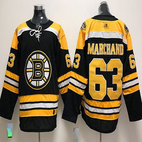 Men Brad Marchand Home, Road, Third, Winter Classic