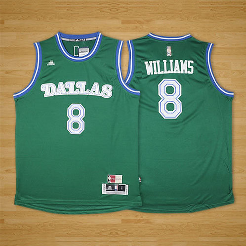 Men Deron Williams Throwback Green