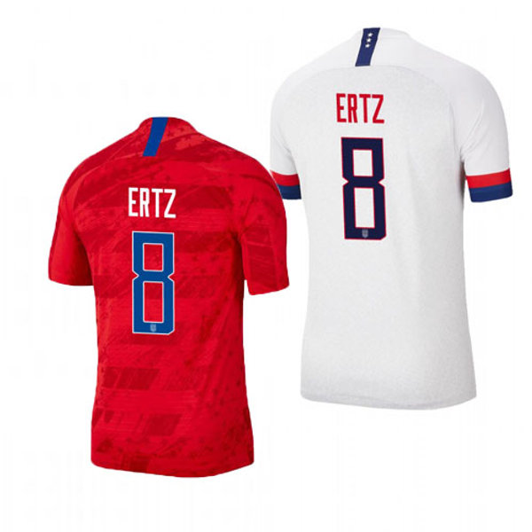 uk availability 49a88 4f371 Men US Julie Ertz 2019 Home and Away | YUKIJERSEY