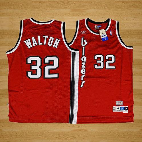 Men Bill Walton Throwback Red