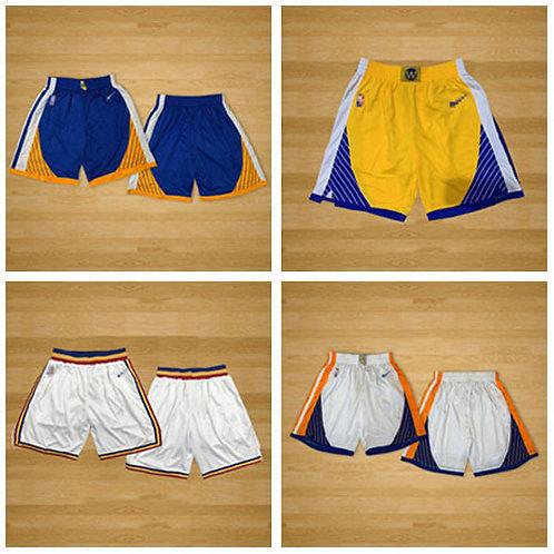 Men Shorts Icon Edition Royal Blue, White, Gold