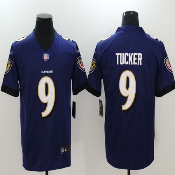 timeless design 8b18d 32545 Youth Justin Tucker Vapor Limited Purple, White, Black, Rush, Inverted |  YUKIJERSEY