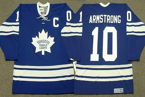 Men George Armstrong Throwback Blue, White