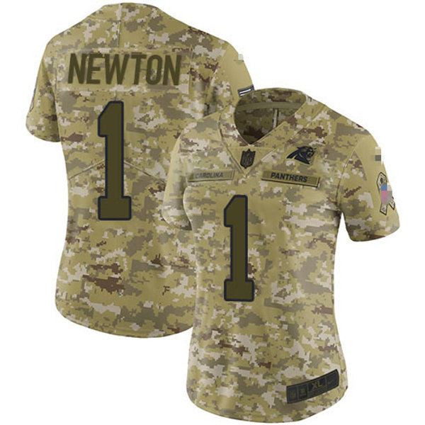 big sale f694c febb6 Women Cam Newton Salute to Service Camo, Olive, Drift Fashion | YUKIJERSEY